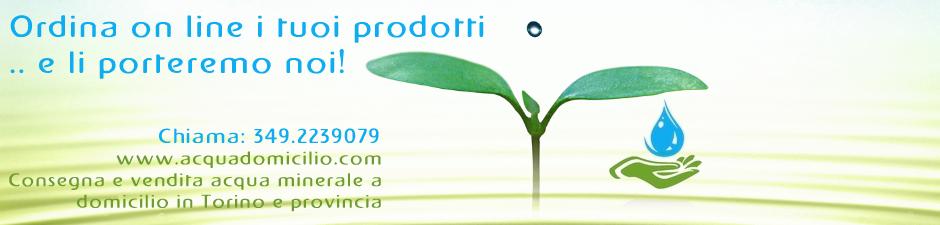 Consegna e vendita acque minerali for Acqua lauretana a domicilio